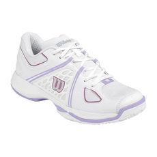 کفش تنیس زنانه ان ویژن ویلسون - Wilson NVision Women's White/Violet Ice