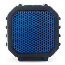 اسپیکر اکو اکس گیر اکو پبل آبی Ecoxgear Ecopebble Bluetooth Speaker blue