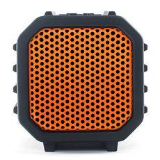 اسپیکر اکو اکس گیر اکو پبل نارنجی Ecoxgear Ecopebble Bluetooth Speaker Orange