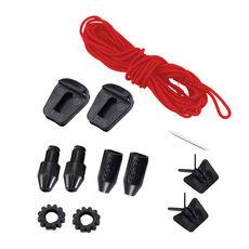 بند کفش سالومون - Salomon Shoes Quicklace Kit Red