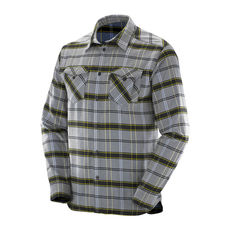 پیراهن مردانه سالومون - Salomon Boundless Flannel Ls Shirt M Black
