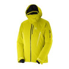 کاپشن اسکی مردانه سالومون - Salomon Speed JKT M Alpha Yellow