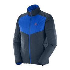 کاپشن مردانه سالومون - Salomon Drifter Mid Jacket M Big Blue-X