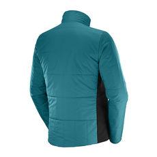 کاپشن مردانه سالومون - Salomon Drifter Mid Jacket M Blue Steel