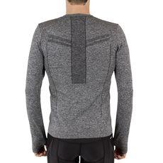 پیراهن ورزشی مردانه سالومون - Salomon Park Seamless Ls Tee M Black