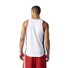 رکابی تیم بسکتبال شیکاگو بولز آدیداس - Adidas Chicago Bulls Men Tank
