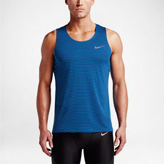 رکابی ورزشی مردانه نایک - Nike Racing Print Men's Running Singlet