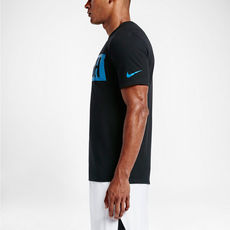 تی شرت ورزشی مردانه نایک - Nike Mesh Swoosh Block Men's Training T-Shirt