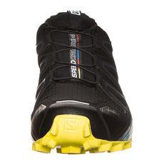 کفش دوی کوهستان مردانه سالومون - Salomon Shoes Speedcross 4 Bk/Everglade/Sulphur