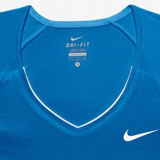تی شرت تنیس زنانه نایک - Nike Court Pure Women's Tennis Top