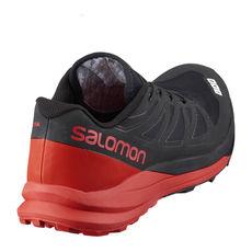 کفش دوی مردانه سالومون - Salomon Shoes S-Lab Sense Ultra Black/Racingred/Whi