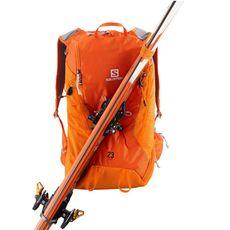 کوله پشتی 23 لیتری سالومون - Salomon Bag X Alp 23 Flame/Bright Marigold