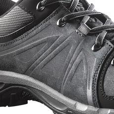 کفش طبیعت گردی مردانه سالومون - Salomon Shoes Evasion Ltr Black/Autobahn/Pewter