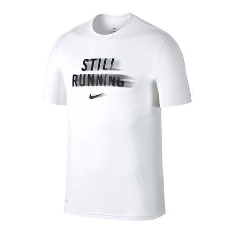 "تی شرت ورزشی مردانه نایک - Nike ""Still Running"" Men's Running T-Shirt"